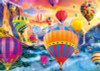 Vivid: Balloon Valley - 300pc Jigsaw Puzzle By Buffalo Games