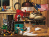 Cats: Travelling Cowboy - 750pc Jigsaw Puzzle By Buffalo Games