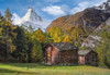 Fascination with Matterhorn - 2000pc Jigsaw Puzzle by Clementoni