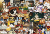 American Cat - 1000pc Jigsaw Puzzle by Lang