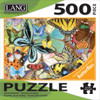 Butterfly Dreams - 500pc Jigsaw Puzzle by Lang