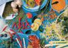Asian Spices - 1000pc Jigsaw Puzzle by Piatnik