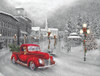 Holiday Ride - 550pc Jigsaw Puzzle by Vermont Christmas Company