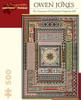 Jones: The Grammar of Ornament - 500pc Jigsaw Puzzle by Pomegranate