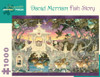 Merriam: Fish Story - 1000pc Jigsaw Puzzle by Pomegranate