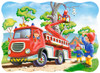 Kitten Rescue - 30pc Jigsaw Puzzle By Castorland (discon-28482)