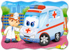 Ambulance Doctor - 30pc Jigsaw Puzzle By Castorland (discon-28483)