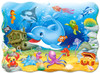 Underwater Friends - 30pc Jigsaw Puzzle By Castorland (discon-28484)