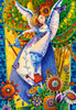 Angelic Harvesting - 1000pc Jigsaw Puzzle By Castorland