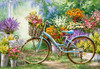 The Flower Mart - 1000pc Jigsaw Puzzle By Castorland