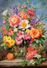 June Flowers in Radiance - 1000pc Jigsaw Puzzle By Castorland