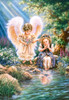 Monday's Angel - 1500pc Jigsaw Puzzle By Castorland