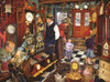 The Clock Shop - 1000pc Jigsaw Puzzle By Sunsout