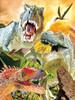 3D Puzzle: Dinosaurs - 48pc Lenticular Jigsaw Puzzle