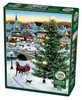 Village Tree - 1000pc Jigsaw Puzzle By Cobble Hill