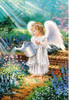An Angel's Gift - 1000pc Jigsaw Puzzle By Castorland