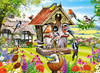 Birdhouse - 300pc Jigsaw Puzzle By Castorland