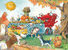 Tractor Mac: Dinner Time - 60pc Jigsaw Puzzle by Masterpieces