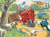 Tractor Mac: Out for a Ride - 60pc Jigsaw Puzzle by Masterpieces
