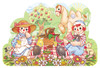 Raggedy Ann & Andy - 36pc Floor Puzzle by Masterpieces
