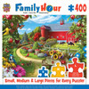 Apple of My Eye - 400pc Jigsaw Puzzle by Masterpieces