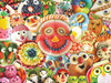 Funny Face Food - 300pc EzGrip Jigsaw Puzzle by Masterpieces