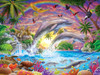 Fantasy Isle - 300pc EzGrip Jigsaw Puzzle by Masterpieces
