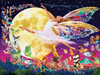 Glow In The Dark: Moon Fairy - 300pc EzGrip Jigsaw Puzzle by Masterpieces