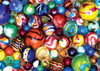 World's Smallest: All My Marbles - 1000pc Miniature Jigsaw Puzzle by Masterpieces