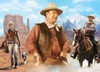 John Wayne: On the Trail - 1000pc Jigsaw Puzzle by Masterpieces