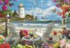 Signature: Coastal Escape - 2000pc Jigsaw Puzzle by Masterpieces