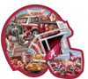 Alabama Helmet - 500pc Shaped Jigsaw Puzzle by Masterpieces