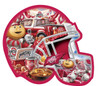Ohio State Helmet - 500pc Shaped Jigsaw Puzzle by Masterpieces