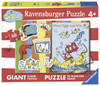 Green Eggs & Ham - 24pc Floor Puzzle by Ravensburger
