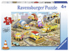 Raise the Roof! - 35pc Jigsaw Puzzle By Ravensburger