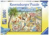 Sunshine at Shelly's - 100pc Jigsaw Puzzle By Ravensburger