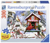 The Lodge - 300pc Large Format By Ravensburger
