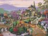 Hillside Retreat - 500pc Jigsaw Puzzle By Ravensburger