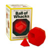 Big Ball of Whacks (Red) - Magnetic Building Puzzle