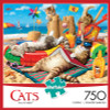 Beachcombers - 750pc Jigsaw Puzzle by Buffalo Games