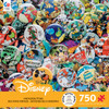 Disney: Vintage Buttons - 750pc Jigsaw Puzzle by Ceaco