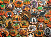 Halloween Cookies - 350pc Family Jigsaw Puzzle by Cobble Hill