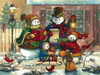 Song for the Season - 350pc Family Jigsaw Puzzle by Cobble Hill