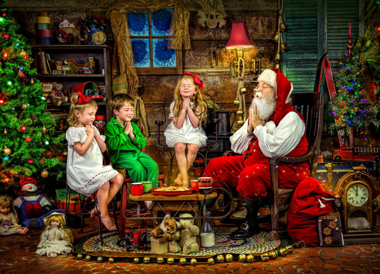 48 Christmas Wishes.Christmas Wishes 1000pc Jigsaw Puzzle By Vermont Christmas Company