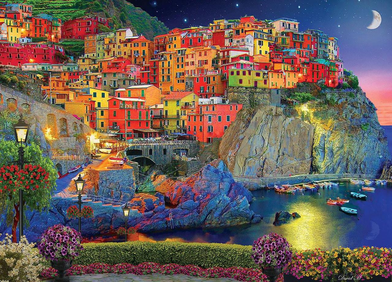 7c578bc90717 Jigsaw Puzzles - Cinque Terre