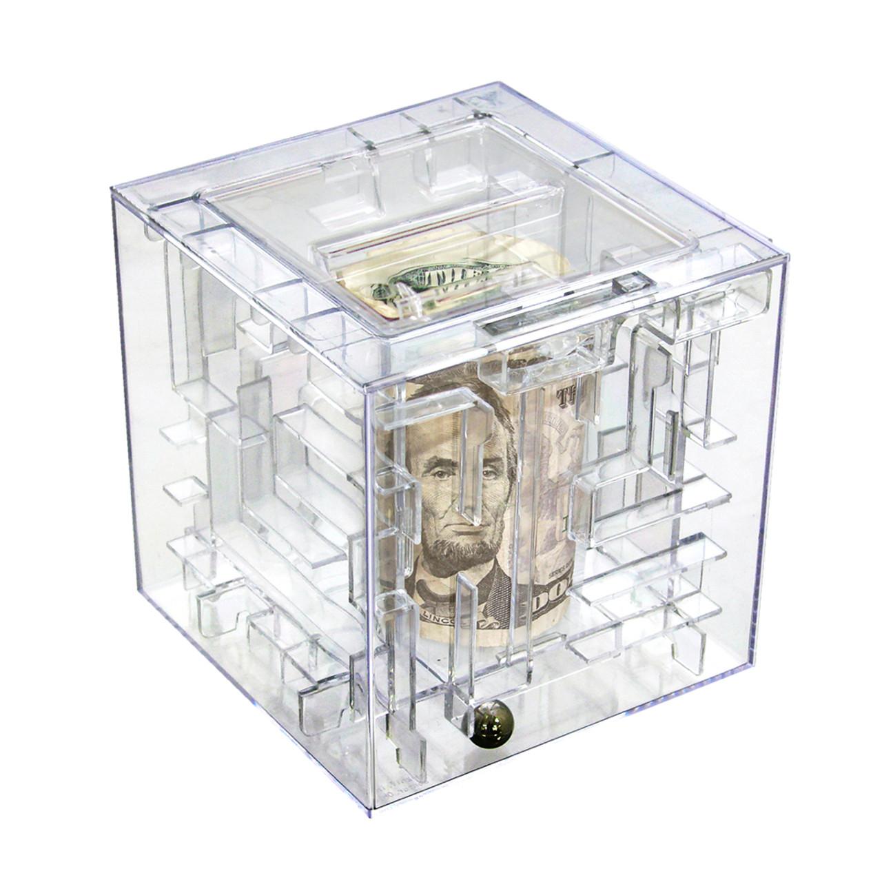 Money Maze Money Puzzle