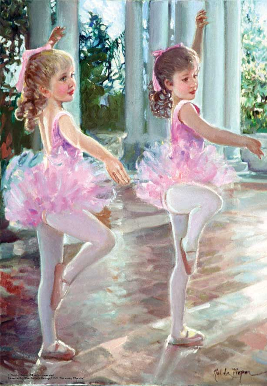 Ballerinas 500pc Jigsaw Puzzle by Anatolian
