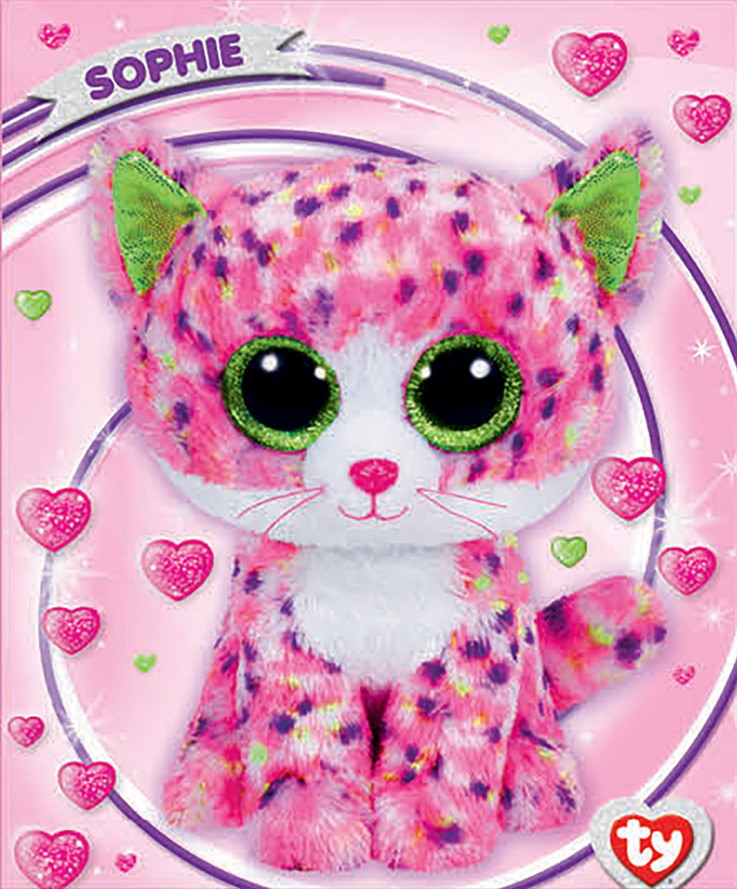 0a36e60f6f0 Ty Beanie Boo  Sophie Gift Box - 60pc Jigsaw Puzzle by Masterpieces ...