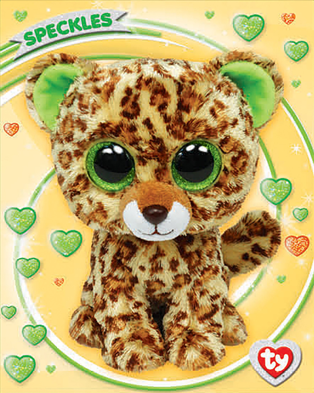 c4b1648b601 Ty Beanie Boo  Speckles Gift Box - 60pc Jigsaw Puzzle by Masterpieces -  SeriousPuzzles.com