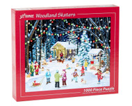 Holiday Jigsaw Puzzle Giveaway